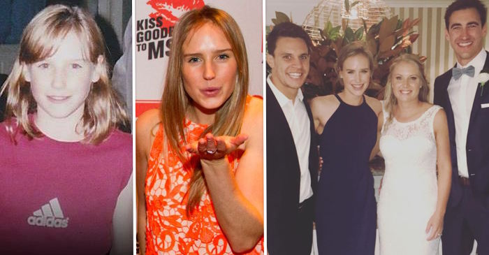 Top 15 unseen pictures of Australian all-rounder Ellyse Perry