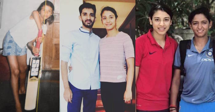 Top 15 unseen pictures of young sensation Smriti Mandhana