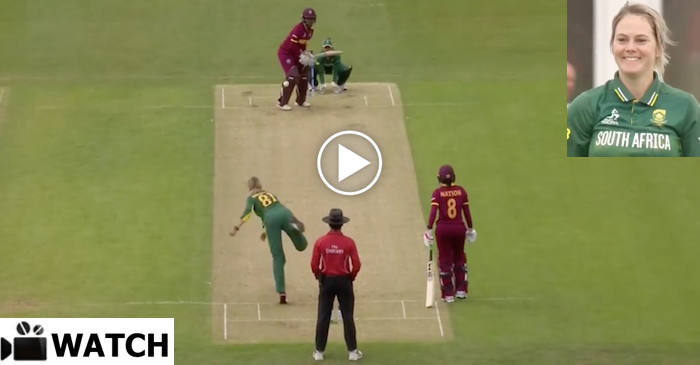 WATCH: South Africa's Dane van Niekerk picked 4 wickets for no runs – a record