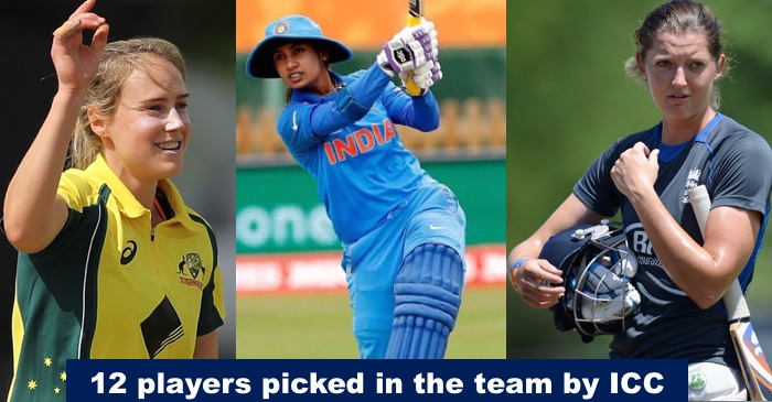 ICC announces team of the ICC Women's World Cup 2017
