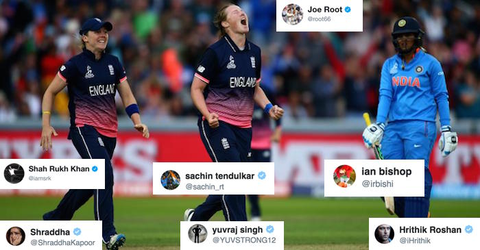 World reacts to India's heartbreak and England's tremendous win in WWC 2017 final
