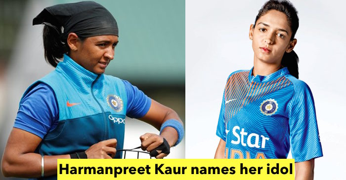 Harmanpreet Kaur reveals her favorite players