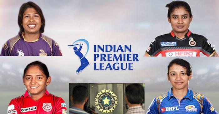 BCCI makes a BIG statement regarding Women's IPL