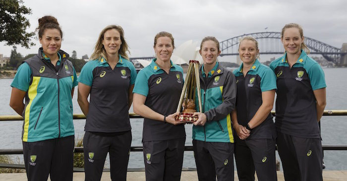 Australia squad for Women ashes 2017