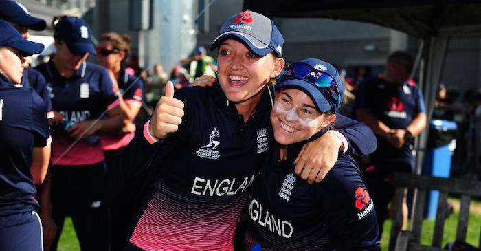 Sarah Taylor, Tammy Beaumont