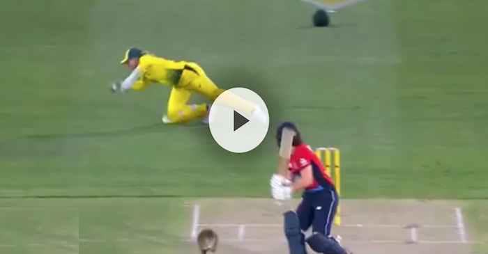 Alyssa Healy catch