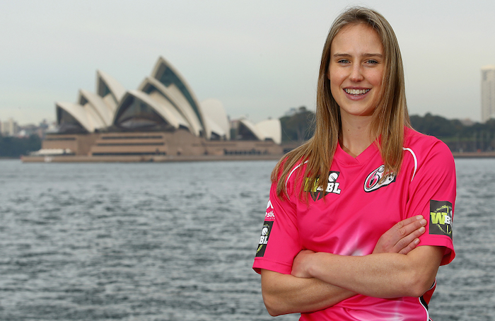 Ellyse Perry Captain