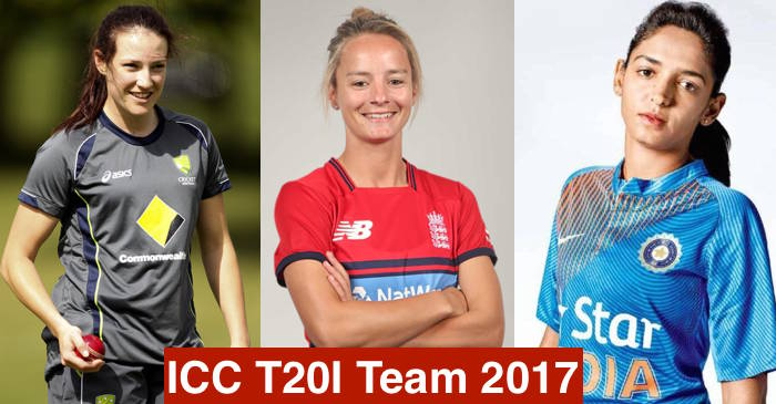 ICC announces Women's T20I team of the year 2017