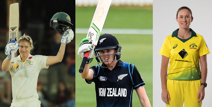 ICC announces Women's Cricket Awards for the year 2017
