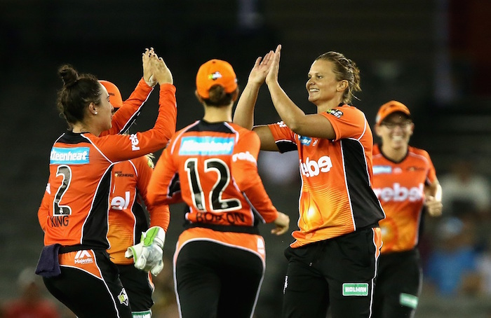 Perth Scorchers WBBL