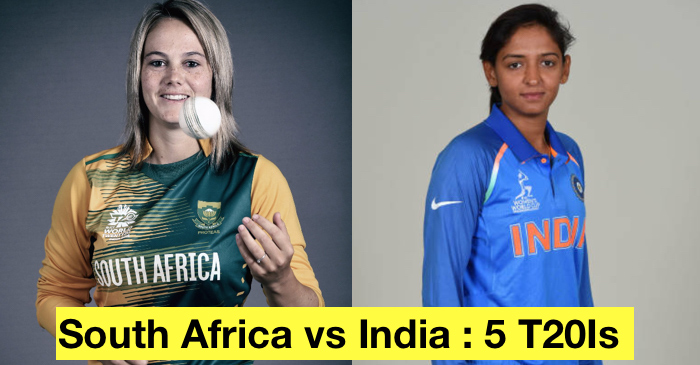 South Africa vs India T20I series: Squad, When & Where To Watch It LIVE