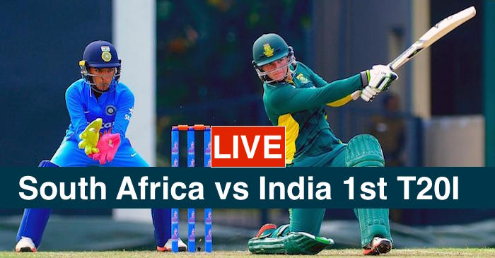 South Africa vs India T20I