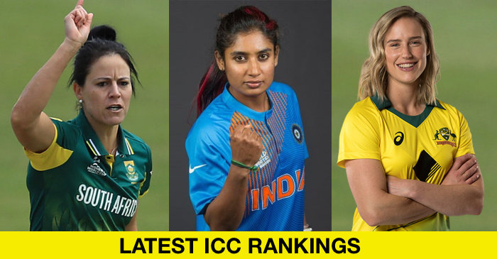 Latest ICC Women's Rankings For Batters, Bowlers & All-Rounders Announced