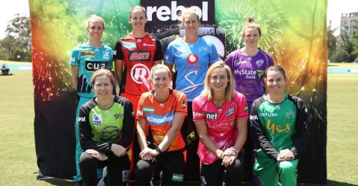 Women's Big Bash League 2018-19: Complete squads of all the 8 teams