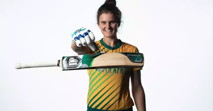 Laura Wolvaardt named South Africa Women's cricketer of the Year