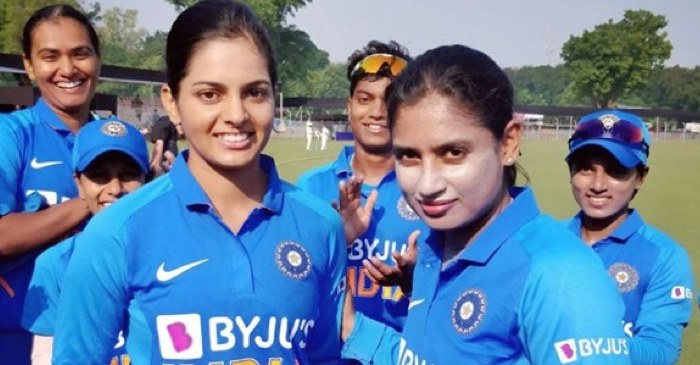 Priya Punia, Mithali Raj, Indian Women Cricket Team