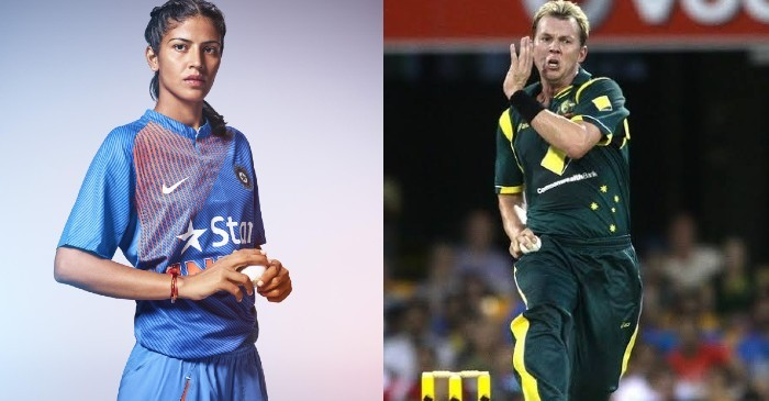 'Tried to imitate Brett Lee's bowling action': Shubhlakshmi Sharma opens up on her cricketing journey