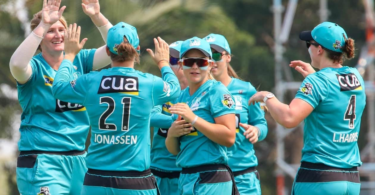 Women's Big Bash League (WBBL) to be played entirely in Sydney due to COVID-19 restrictions